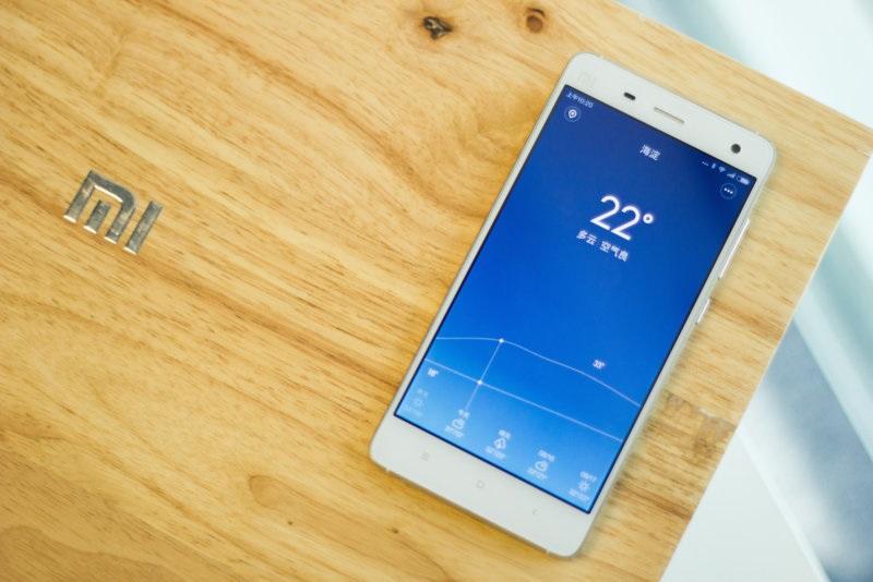 555 Xiaomi Mi4 are o reducere de pret in cadrul magazinului gearbest