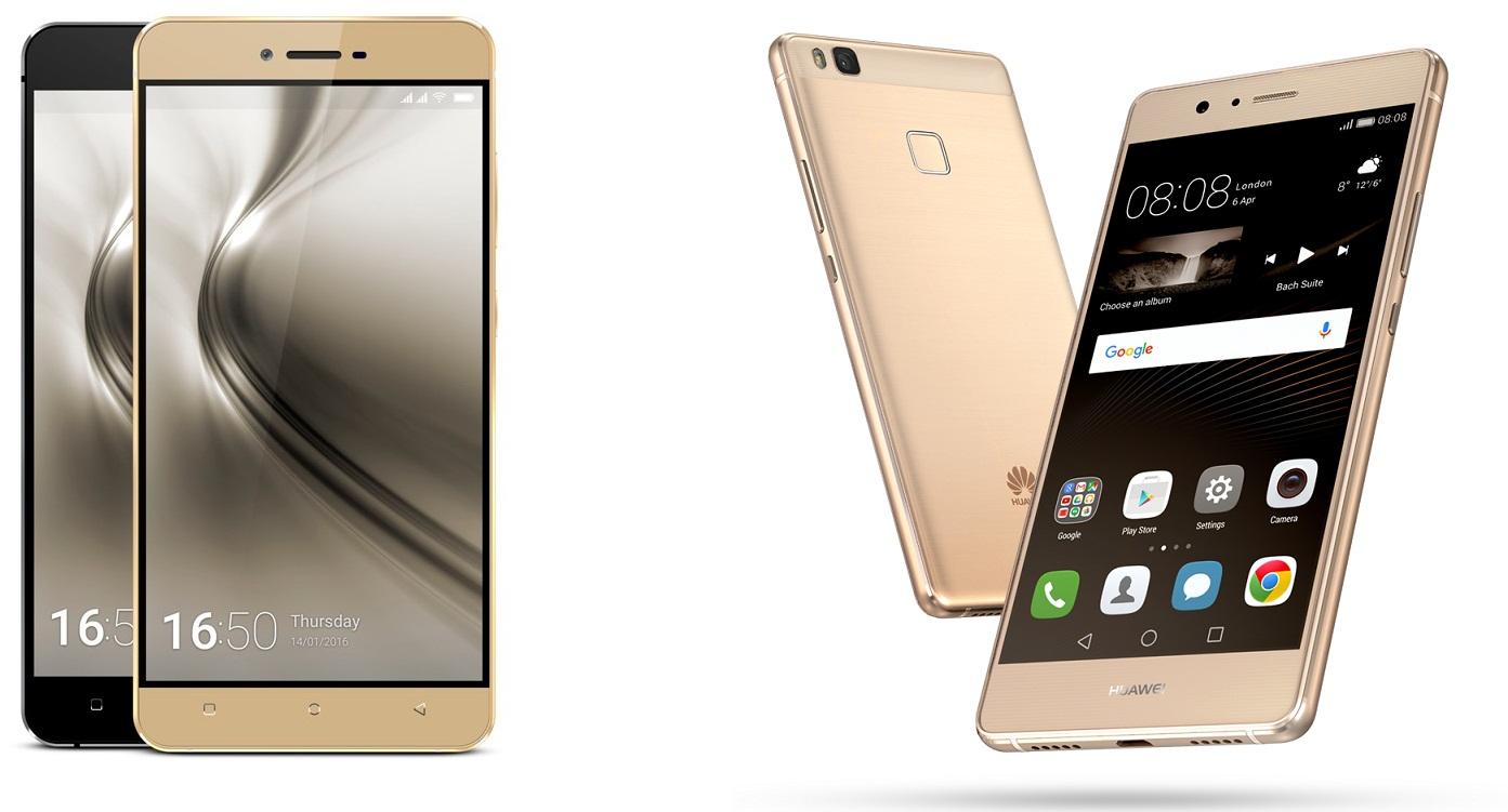 67 Huawei P9 Lite sau Allview X3 SOUL? Comparatie si pareri