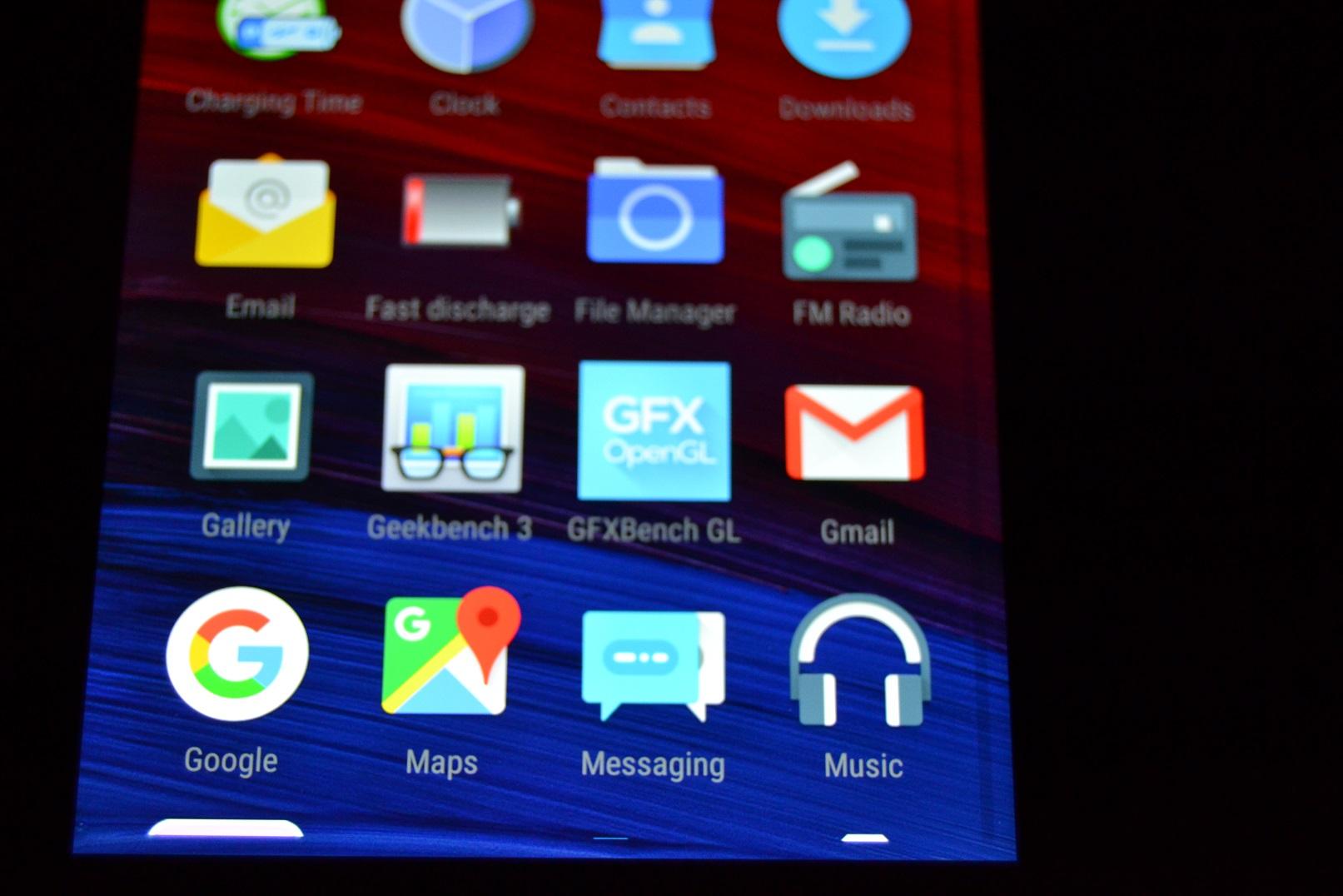 DSC_0446 REVIEW display UMi Touch si comparat cu UMi Super, tot partea de display