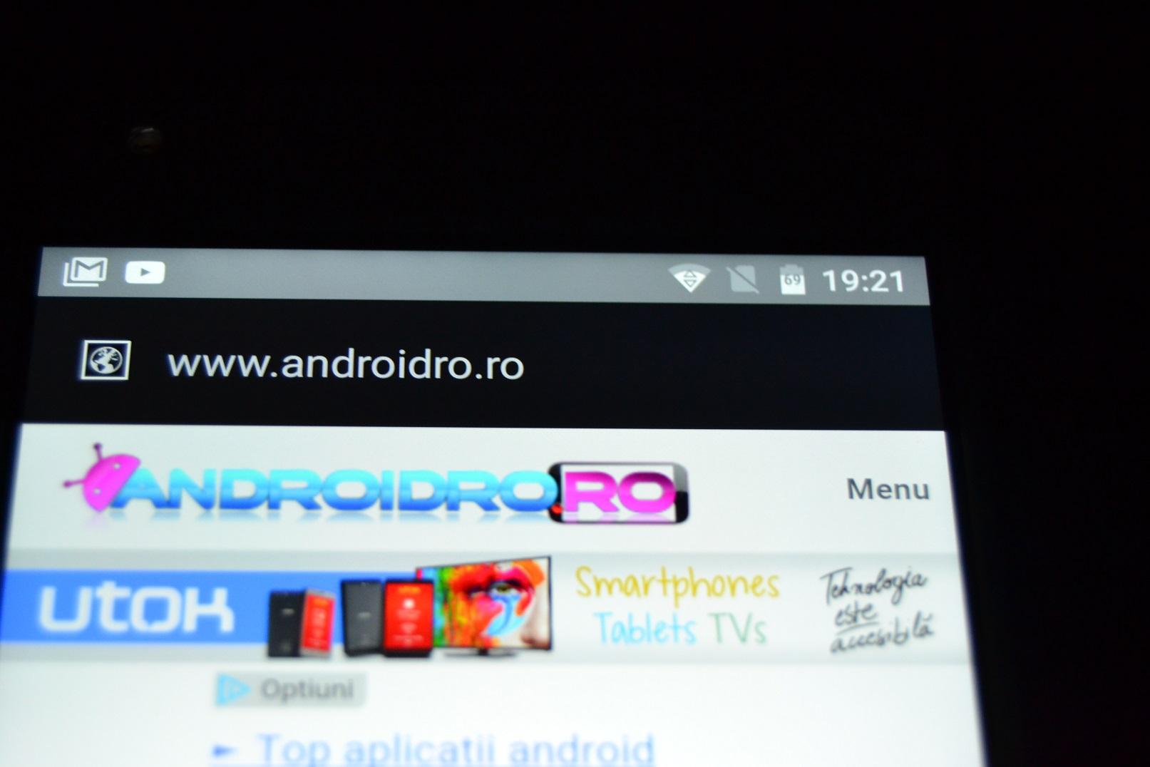 DSC_0453 REVIEW display UMi Touch si comparat cu UMi Super, tot partea de display
