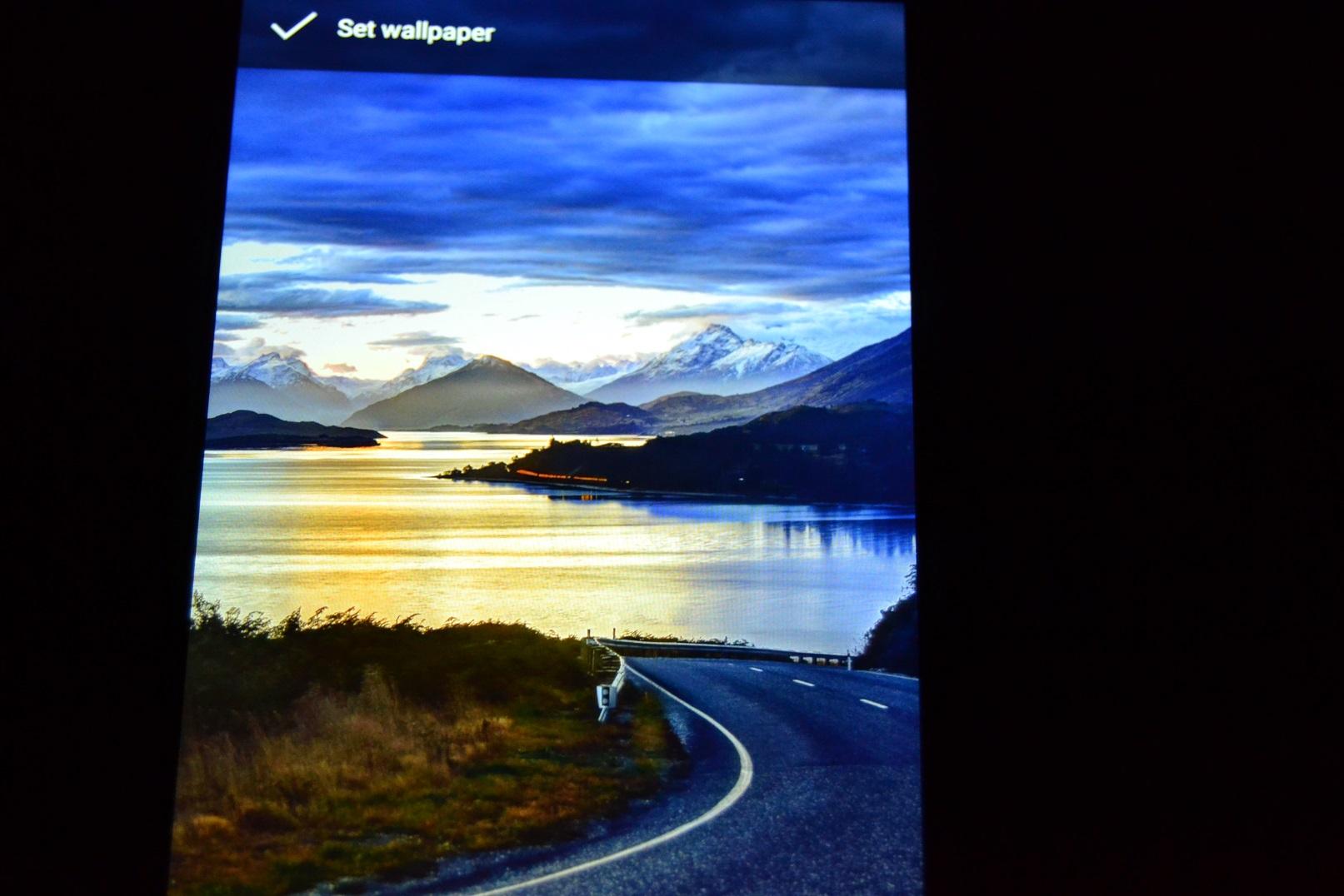 DSC_0458 REVIEW display UMi Touch si comparat cu UMi Super, tot partea de display