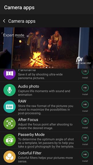 OPPO, ColorOS Camera pentru CyanogenMOD, tutorial instalare