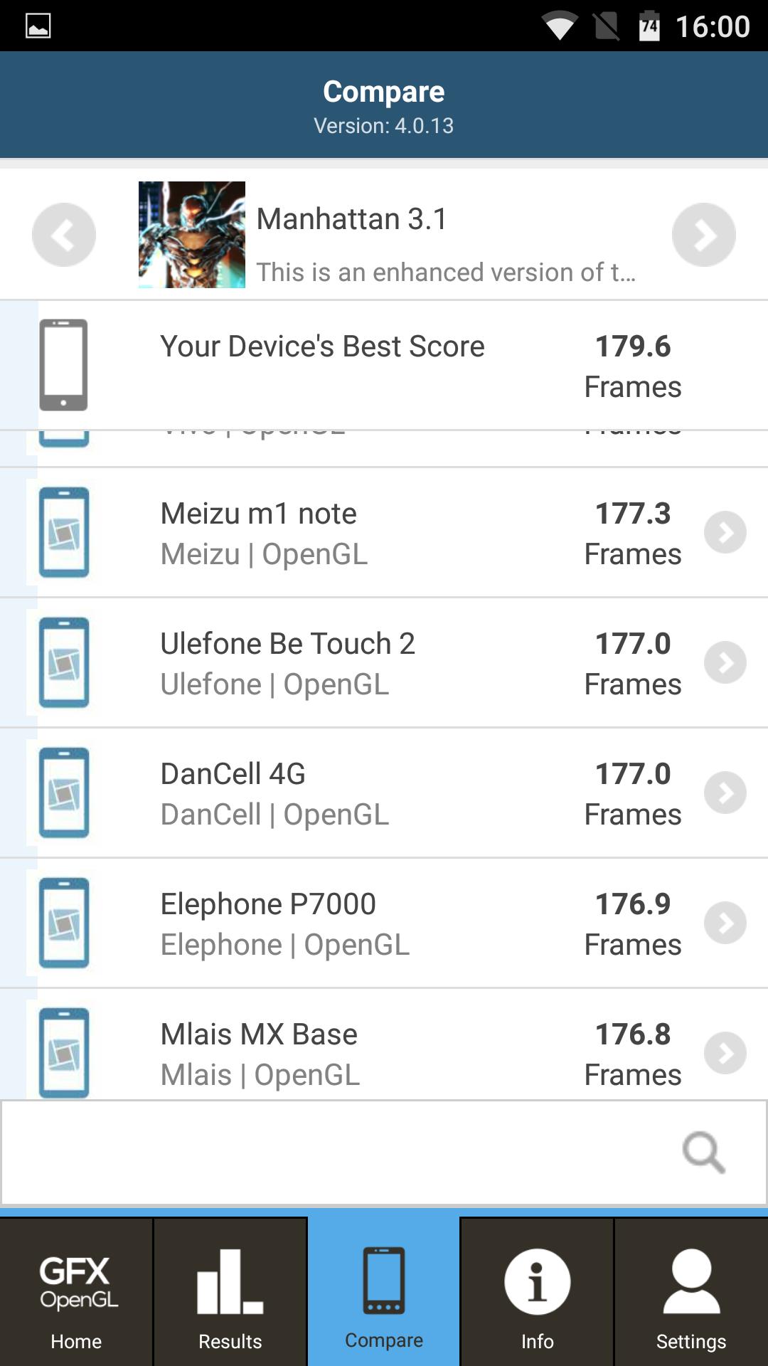 REVIEW UMi TOUCH, sistemul de operare si testele de benchmark