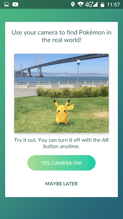 Screenshot_20160715-115706 Jocul Pokemon GO pe Android, instalare, setup si gameplay