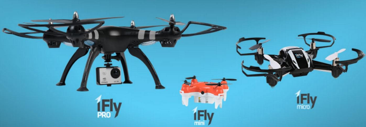 drone evolio 1