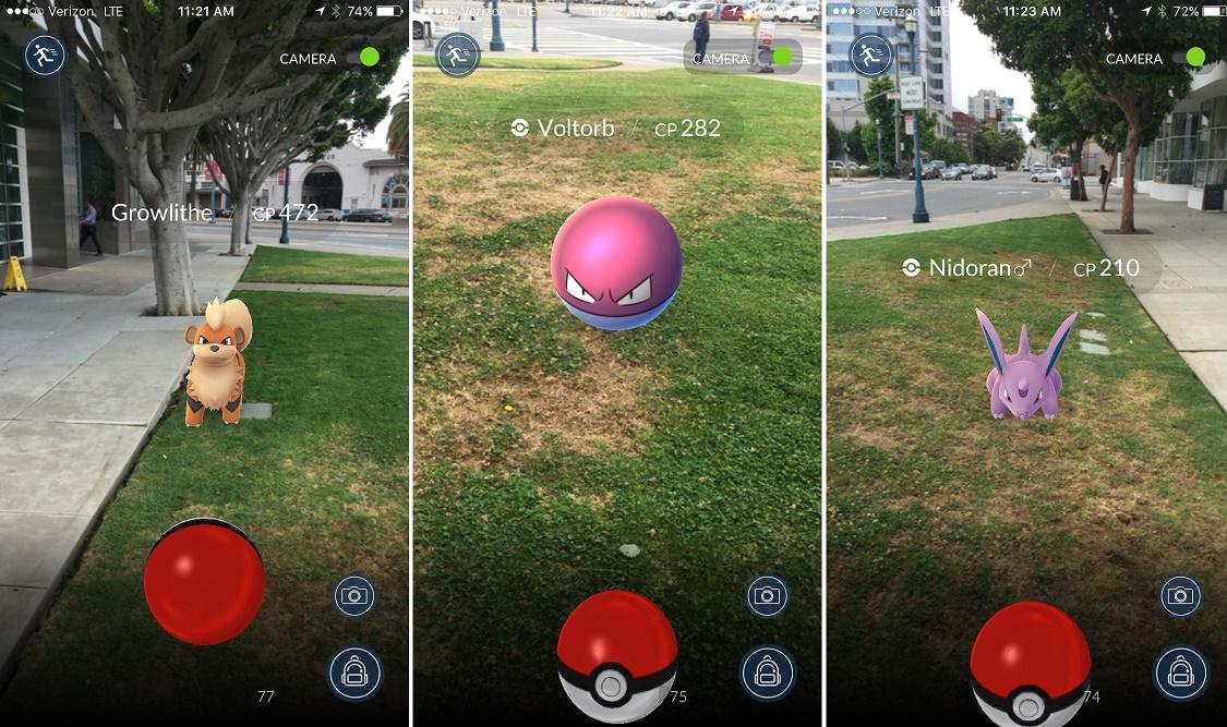 rrr Jocul Pokemon Go a innebunit lumea, descarca si pe Android, link!