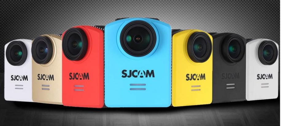 rtrtrtrtwert SJCAM M20 camera sport cu filmare 4K si reducere buna de pret