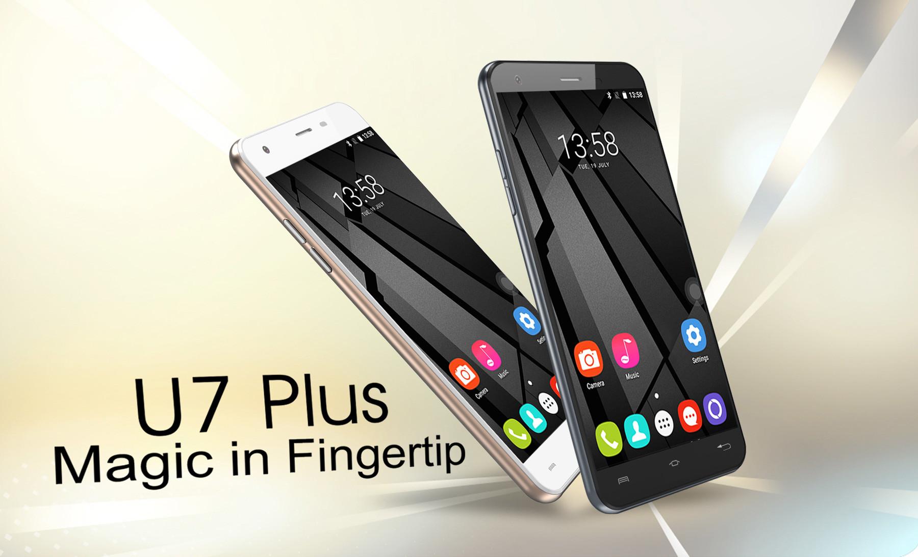 1470649955801632 Oukitel U7 Plus, inca un 4G accesibil in oferta magazinelor online