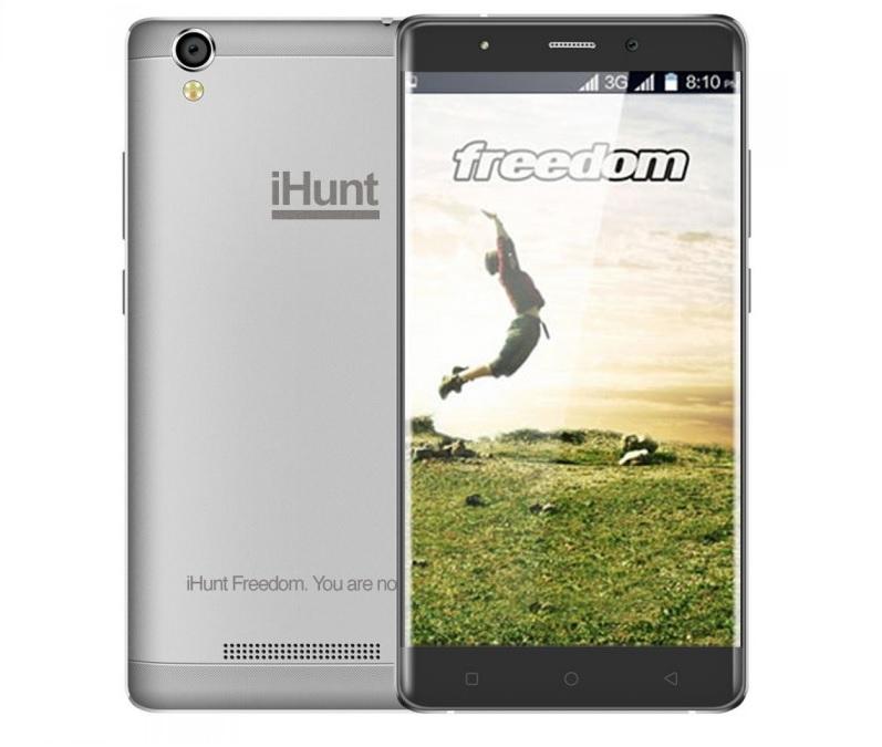 777 iHunt are propriul telefon, modelul iHunt Freedom, telefon rebranduit