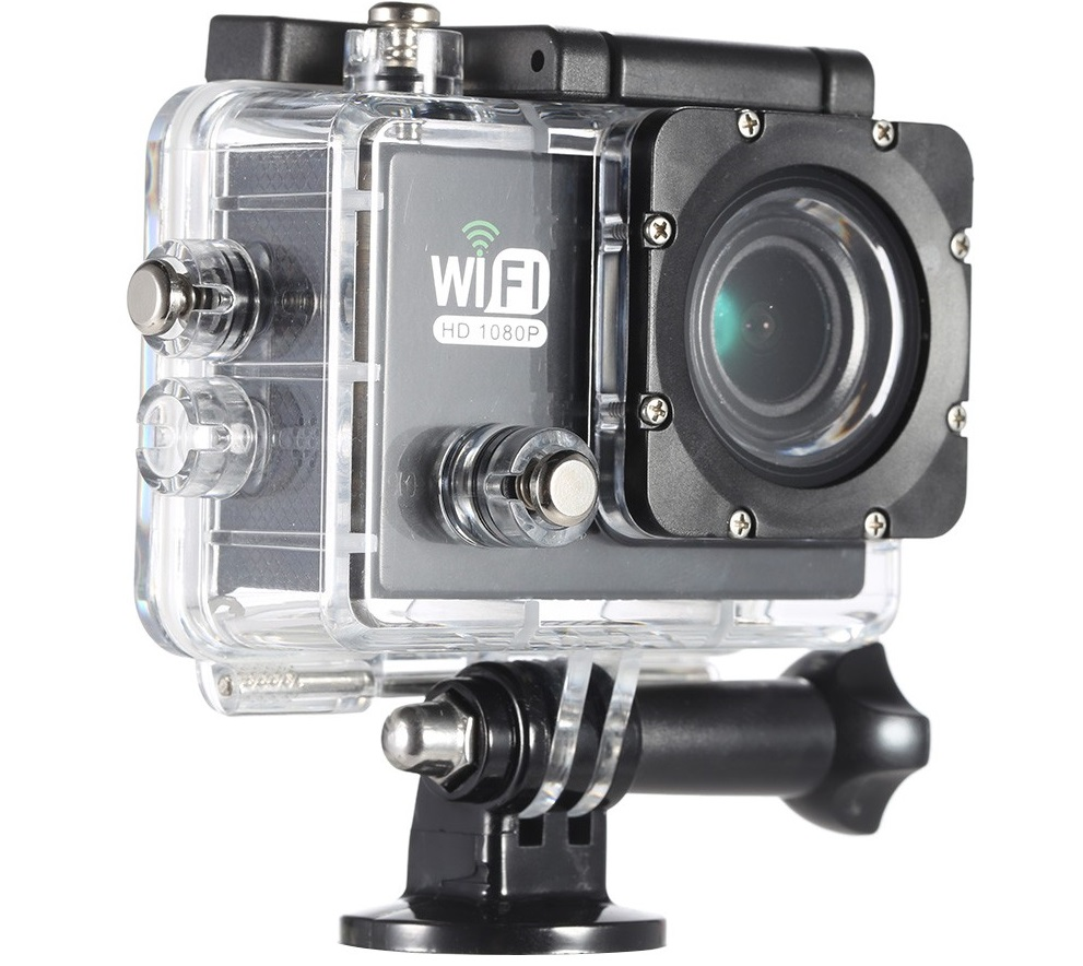 D3586B Camera video sport chiar ieftina cu filmare Full HD la 30 fps