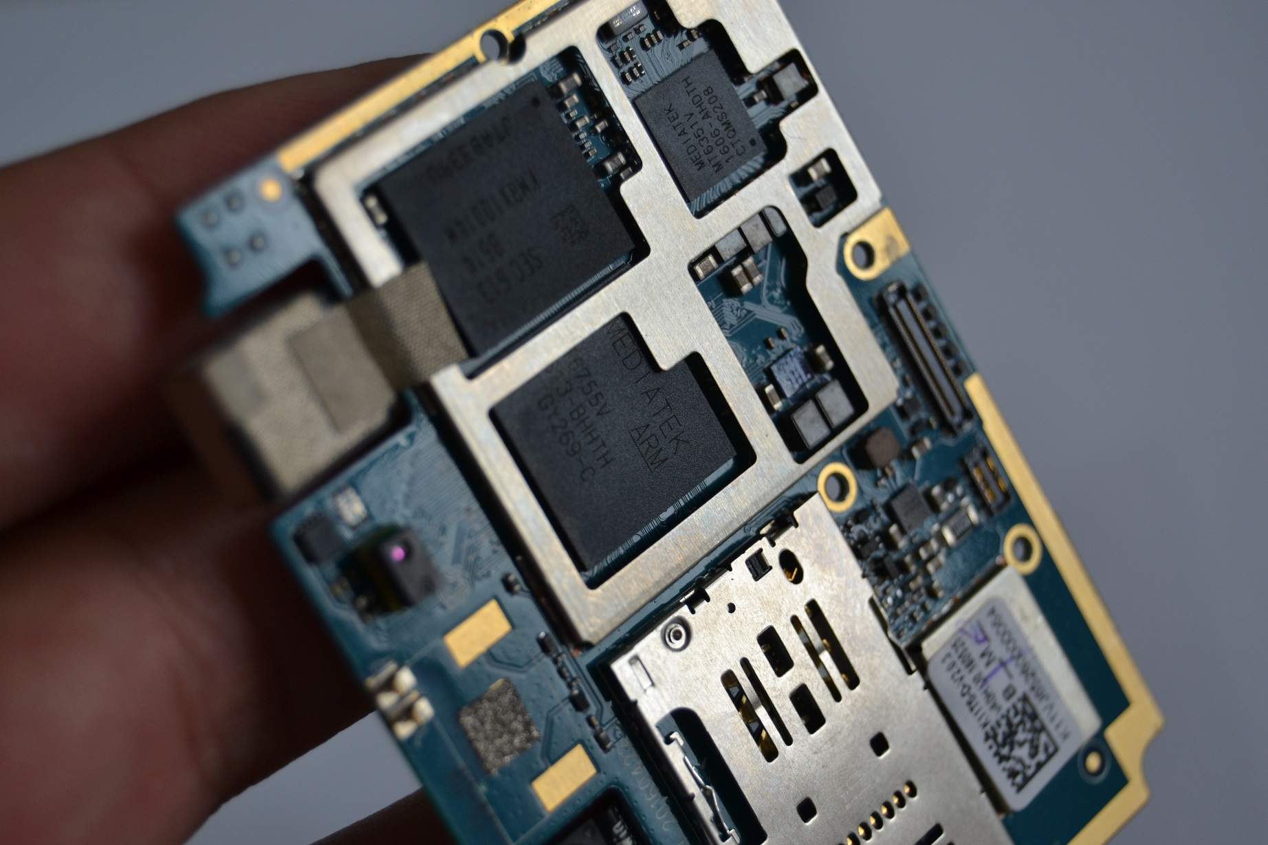 Ulefone Future board 12 Ulefone Future teardown, (desfacut)