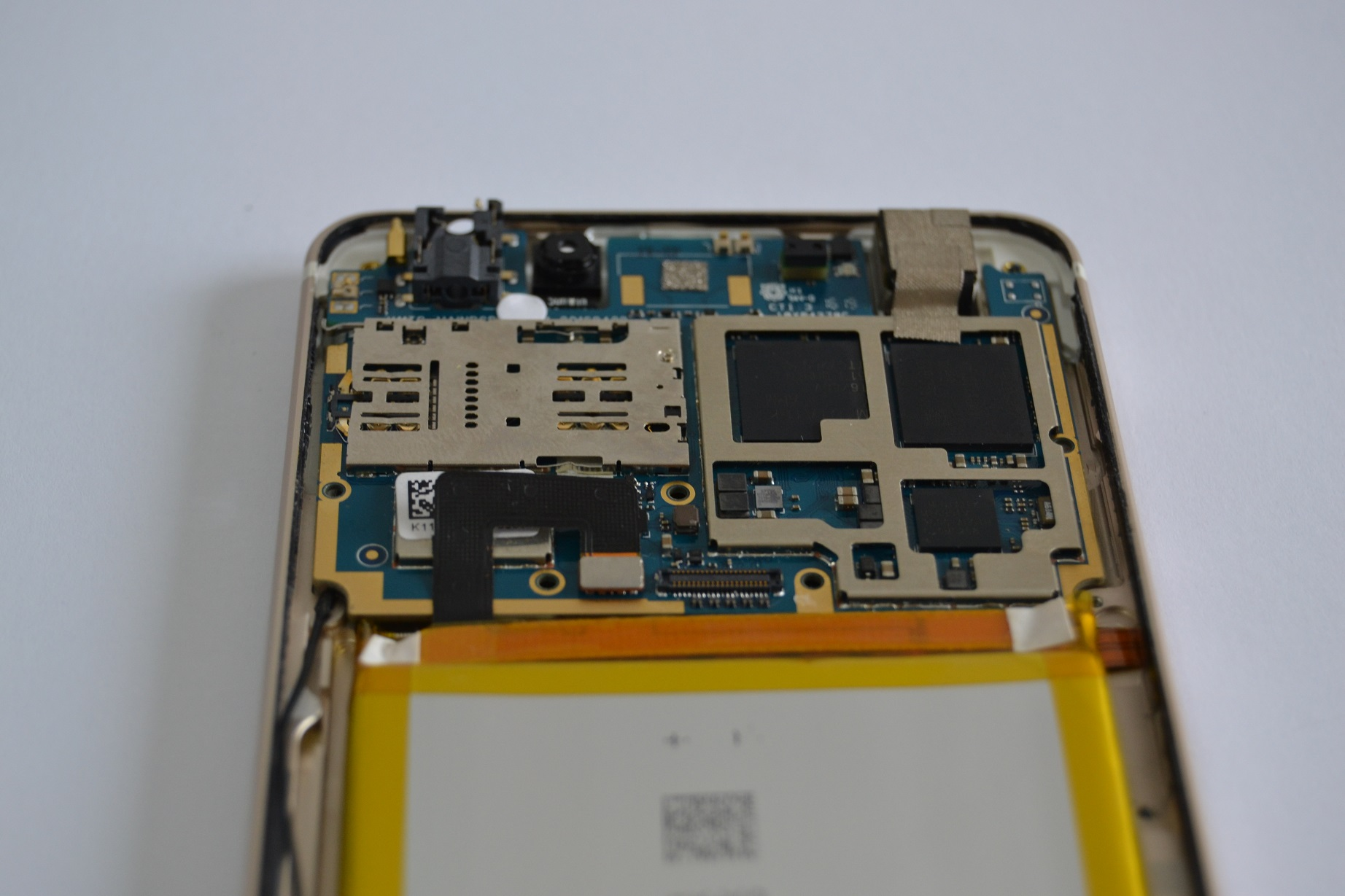 Ulefone Future board Ulefone Future teardown, (desfacut)