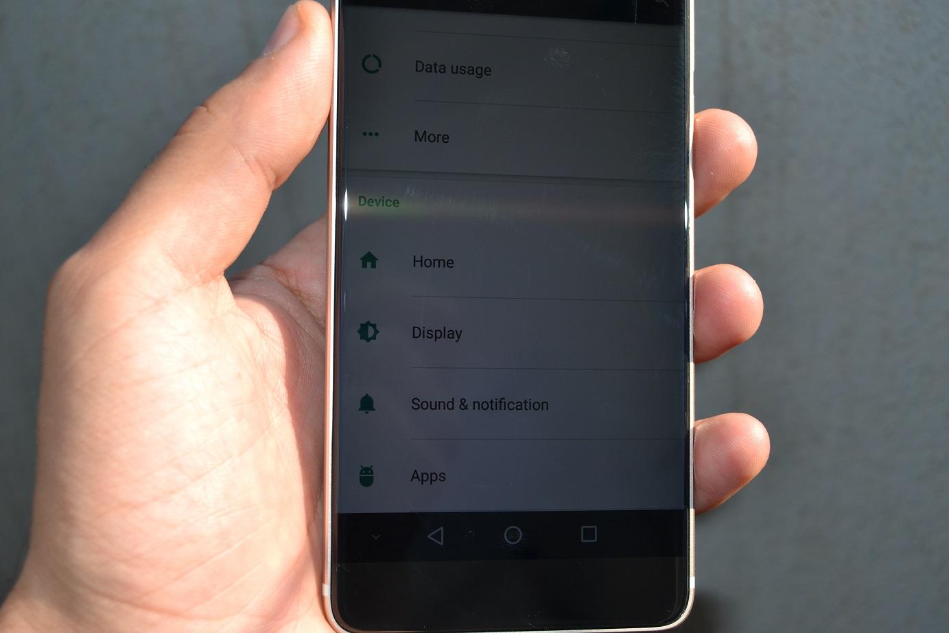 DSC_0644 Display Ulefone Future, este cel mai bun ecran al unui telefon chinezesc?