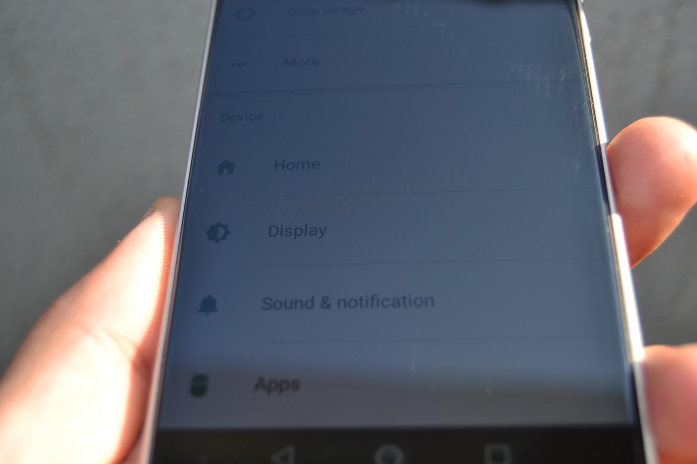 DSC_0648 Display Ulefone Future, este cel mai bun ecran al unui telefon chinezesc?