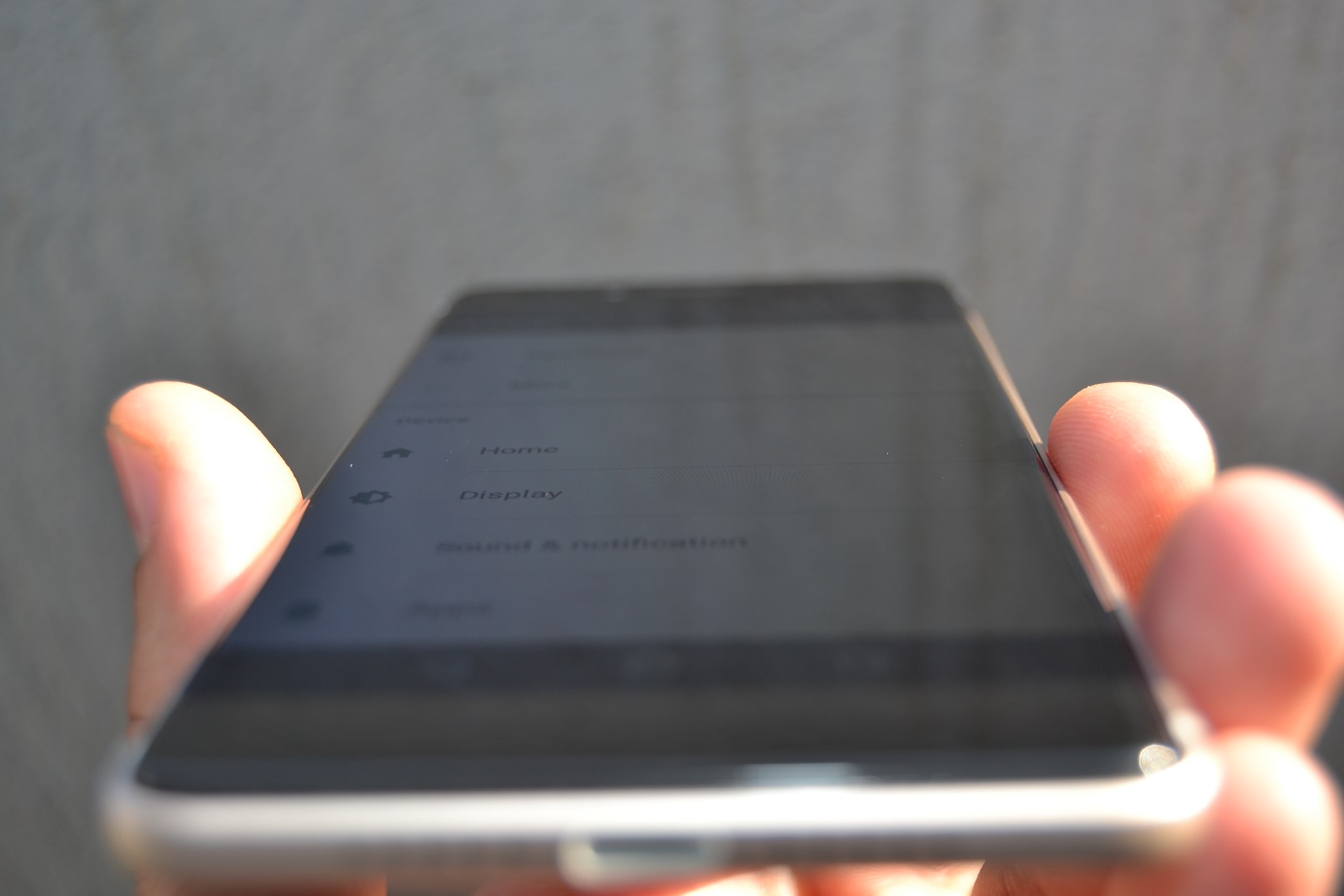 DSC_0649 Display Ulefone Future, este cel mai bun ecran al unui telefon chinezesc?