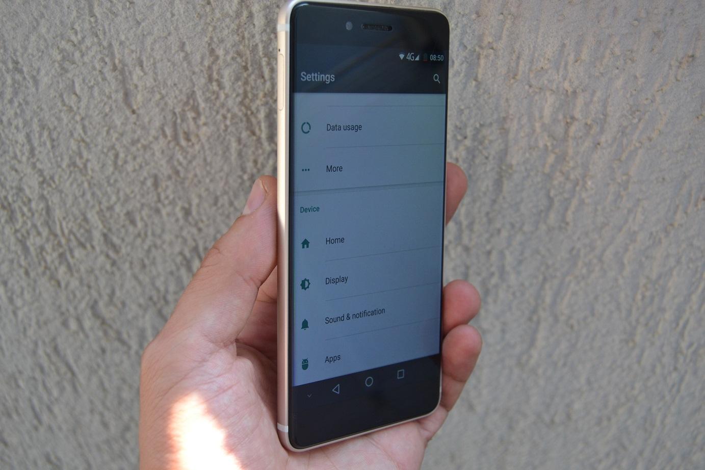 DSC_0650 Display Ulefone Future, este cel mai bun ecran al unui telefon chinezesc?