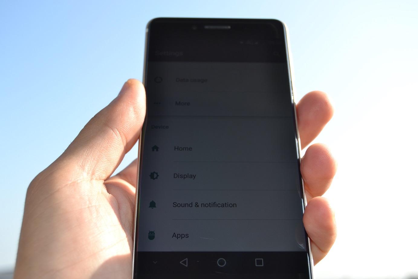 DSC_0651 Display Ulefone Future, este cel mai bun ecran al unui telefon chinezesc?