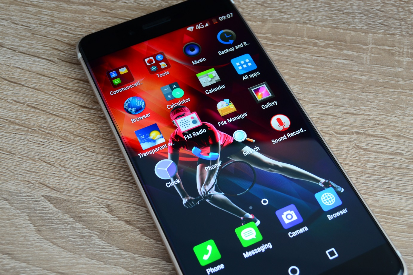 DSC_0689 Display Ulefone Future, este cel mai bun ecran al unui telefon chinezesc?