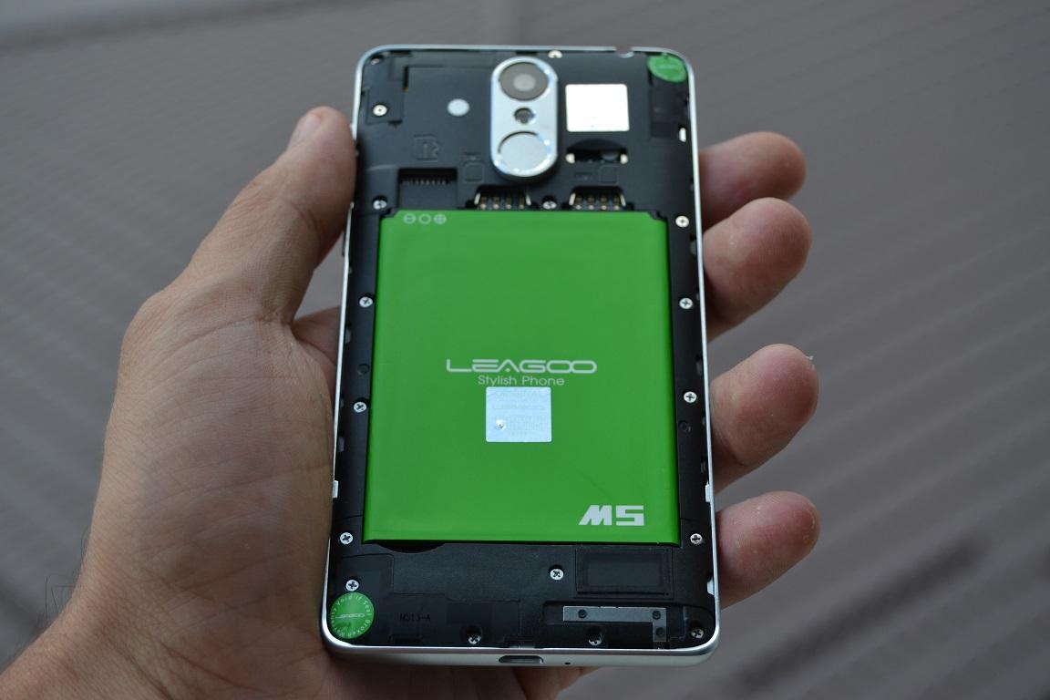 DSC_0691 Unboxing Leagoo M5 in limba romana, telefon ieftin si destul de dotat!