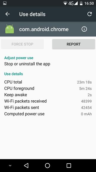 Screenshot_20160818-165042 Cum sa stergi memoria cache si datele aplicatiei in Android Marshmallow