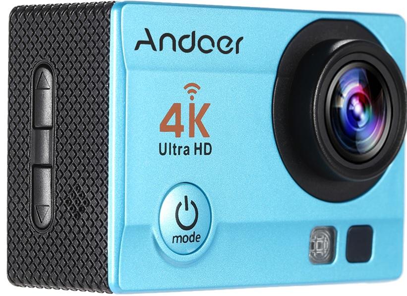 Untitled Andoer, o camera sport Ultra-HD cu filmare la 25FPS aflata la promotie