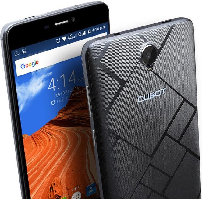 """cubot max2 Cubot Max 4G, proapspat lansat cu ecran HD si diagonala de 6"""""""