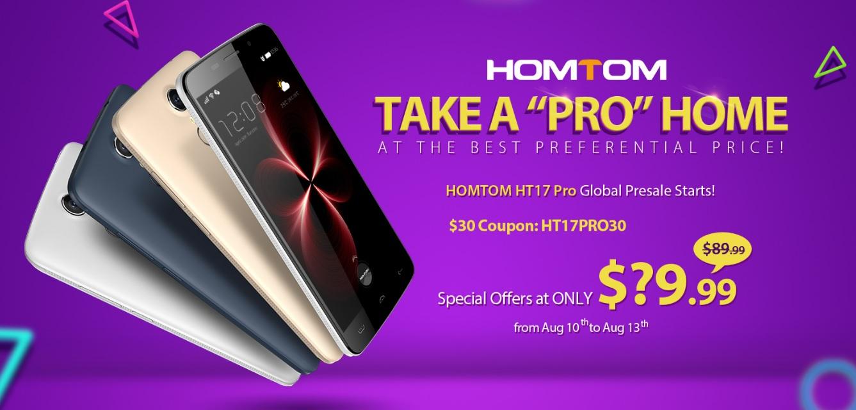 hhomtom1 ht17 ggg Chiar un super pret acum pentru modelul HomTom HT17 cu display HD si 2GB RAM!