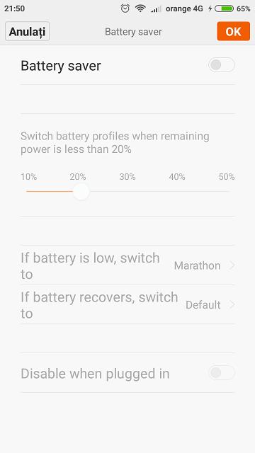 cat de buna este bateria de pe xiaomi redmi 3s