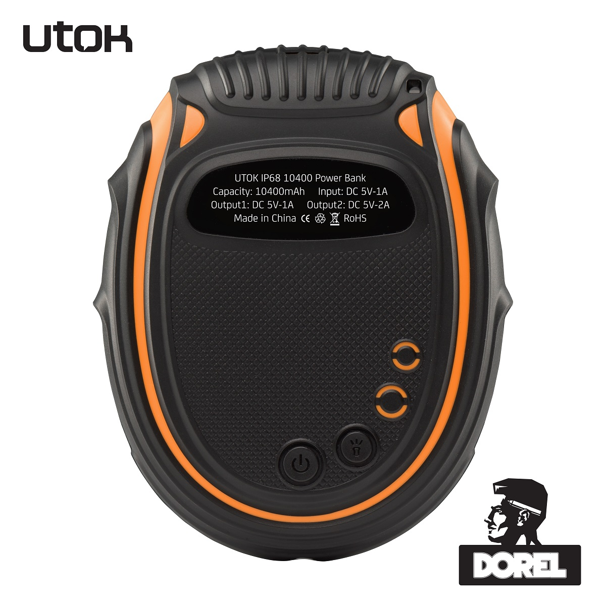 utok_dorel_rugged_power_bank_2 UTOK Dorel Rugged Power Bank are parte de pret special, reducere de 50%