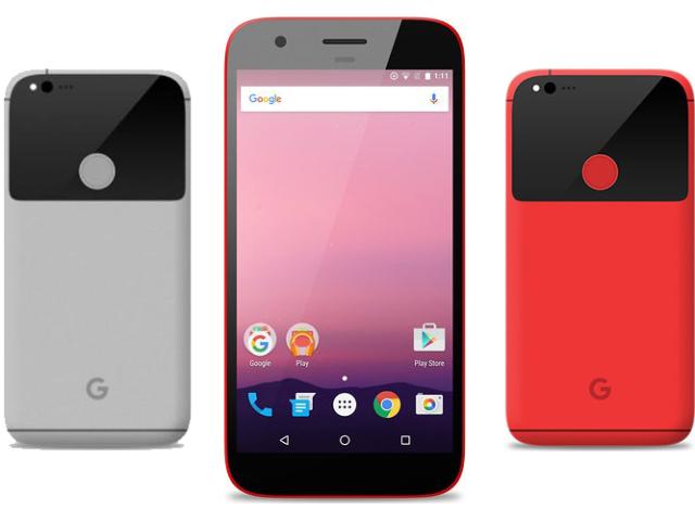 dfdf Noile dispozitive Google Nexus 2016 vor avea numele Pixel si Pixel XL