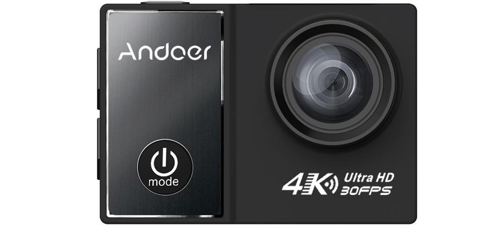 etertgfadws Andoer C5 Pro 4K, o camera video sport cu super specificatii tehnice