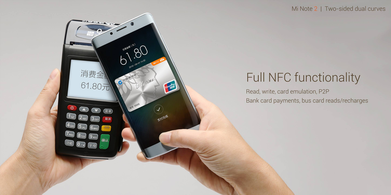 xiaomi mi note 2 Xiaomi Mi Note 2 lansat oficial, alternativa reala si ieftina pentru Note 7!