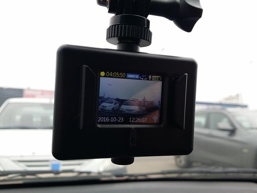 Cat de bine filmeaza camera de actiune SJCAM 4000 WiFi?