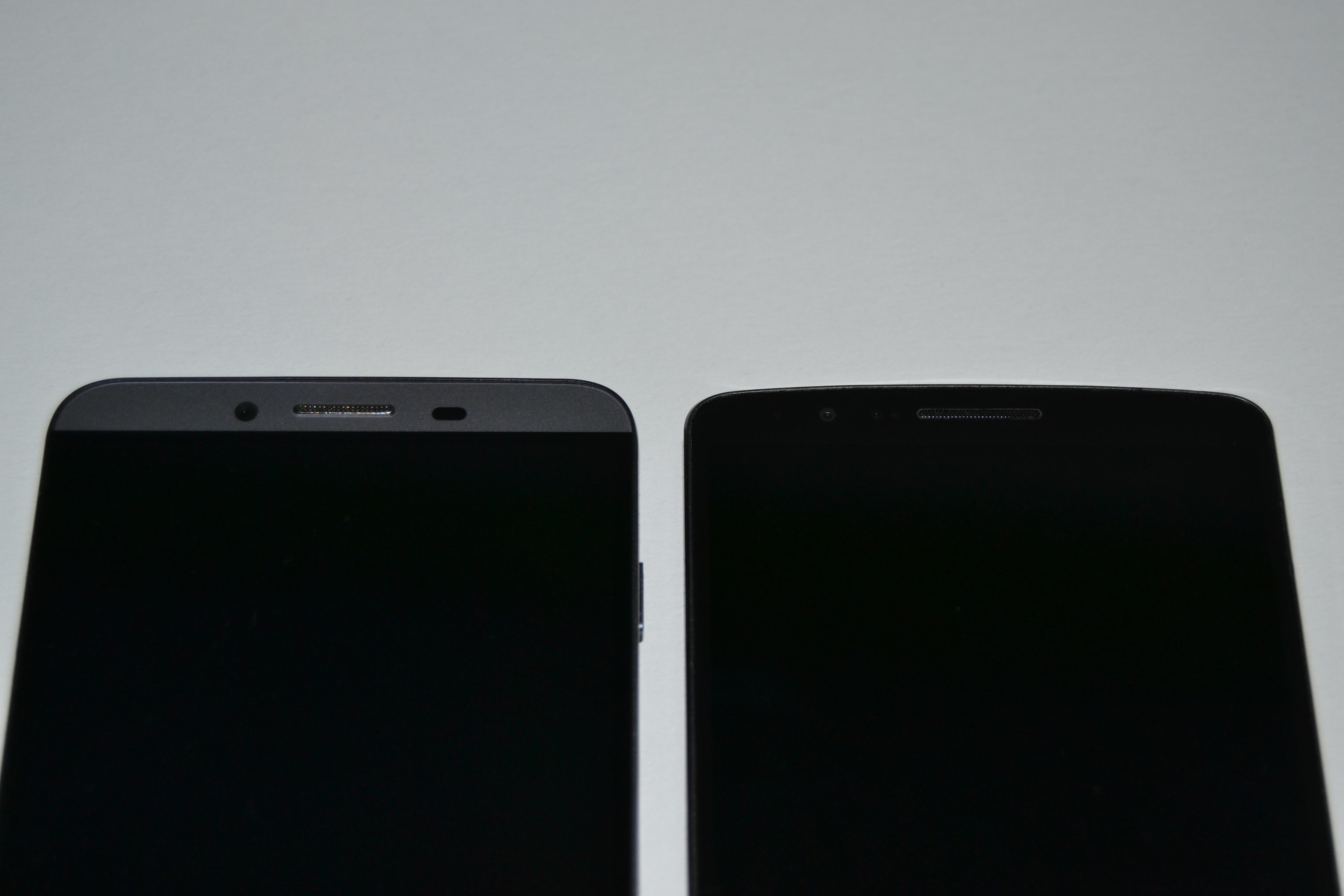 dsc_0011 Review Allview V2 Viper S - partea de design si asemanarea cu LG G3
