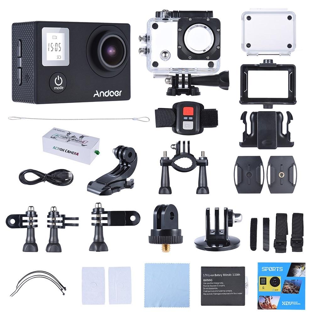 andoer-4k-23 iata si o camera video androer sport, ieftina dar cu filmare 4k la 30 fps