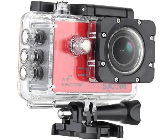 ererwfaws SJCAM SJ5000X, camera cu filmare 4K si 1080P la 60fps in depozitele UE