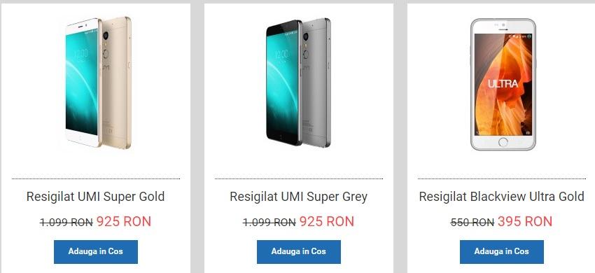 rt iHunt are si o categorie de telefoane chinezesti resigilate