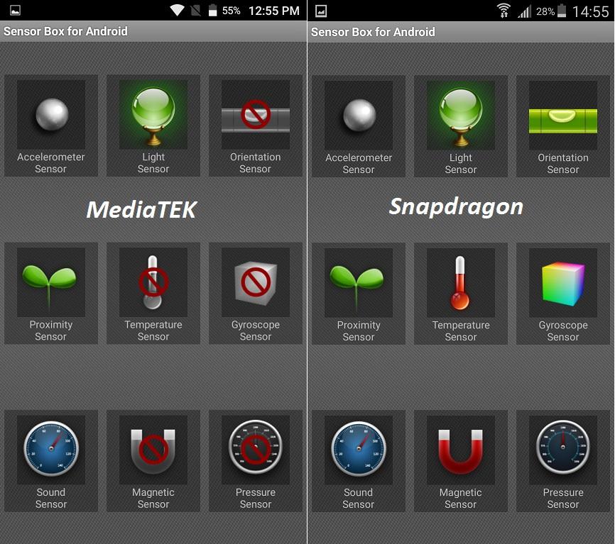 serw Cum aflu ce senzori are telefonul meu Android si cum pot sa-i testez?