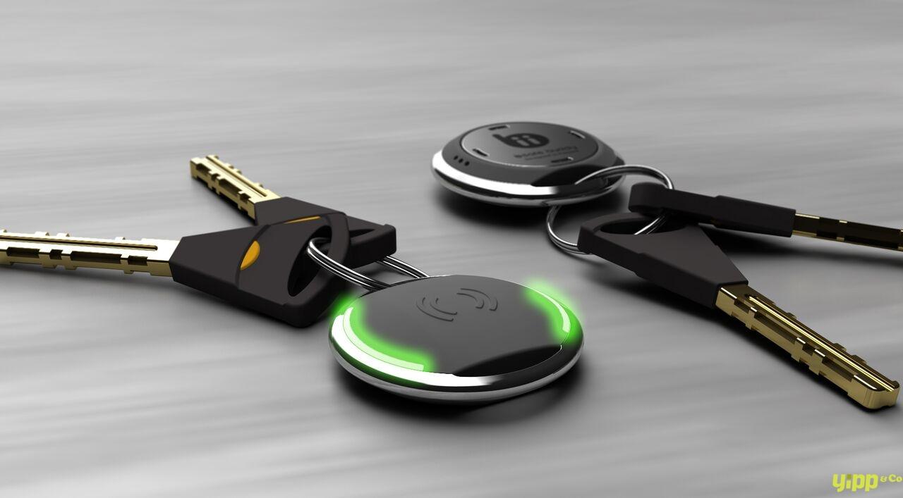 t4rgbfvsdxz Bii Safe Buddy – un dispozitiv foarte mic și discret anti-lost