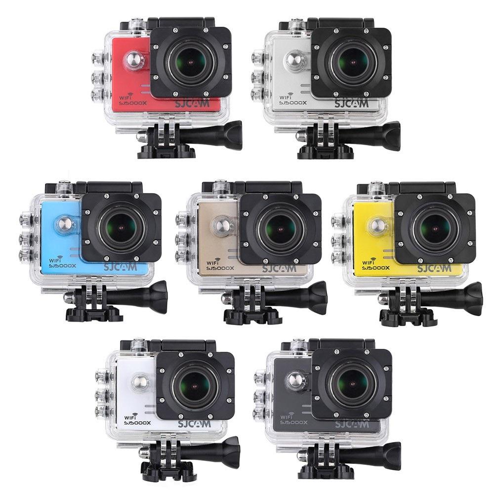 tytykjhvbkl SJCAM SJ5000X, camera cu filmare 4K si 1080P la 60fps in depozitele UE