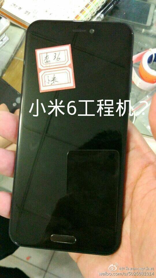 xiaomi-mi-6d Telefonul Xiaomi Mi6 apare in primele imagini ce par a fi reale!