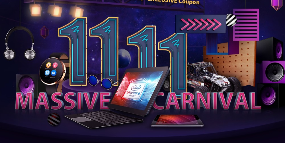 3455 Promotia 11.11 din China este prezenta si pe everbuying.net!