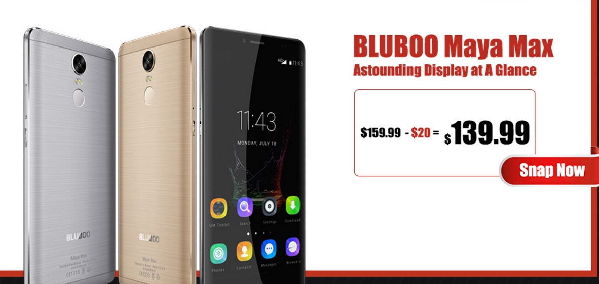 4567890oyfdfb Super oferta reala pentru Bluboo Edge de Black Friday!