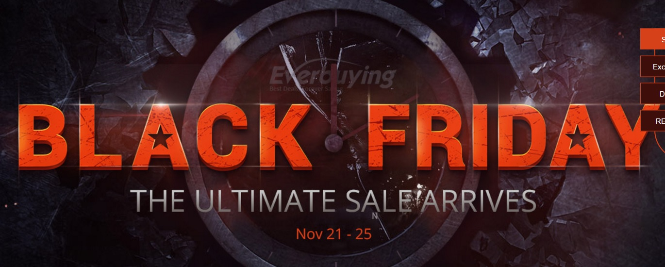 67890 Avem Black Friday si in cadrul magazinului everbuying.net!