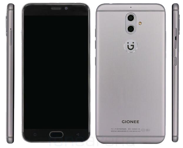 gionee-s9-1 Gionee S9 obtine certificare TEENA, primul telefon Allview cu 2 camere?