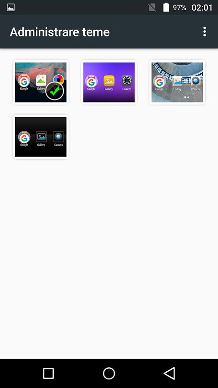 Allview V2 Viper S - Teste benchmark si sistemul de operare