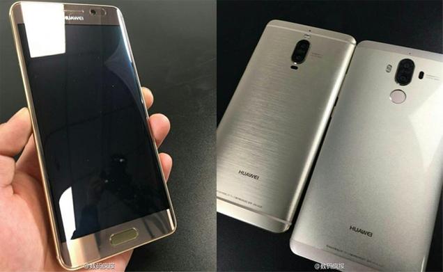 efr Huawei Mate 9 Pro lansat, leit S6 sau S7 Edge de la Samsung! Iata pret
