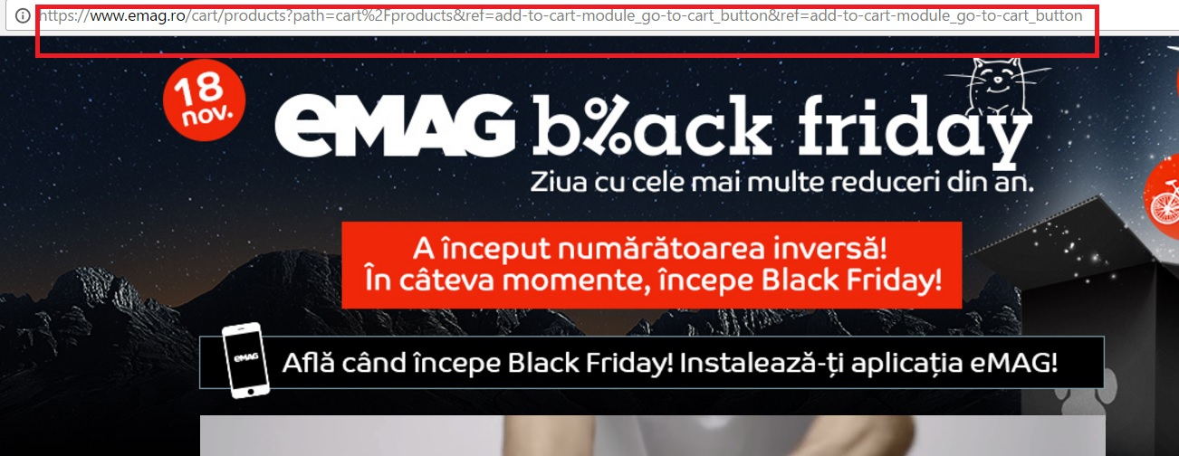 g LIVE: Black Friday 2016, despre eMag si lista magazinelor participante!