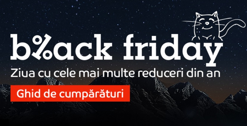 rt LIVE: Black Friday 2016, despre eMag si lista magazinelor participante!