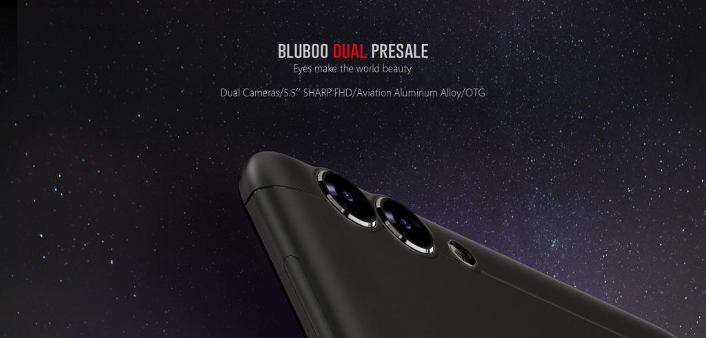 wewe BLUBOO Dual lansat oficial, vine cu un super pret! Iata primele pareri